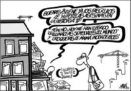 Las hipotecas cada vez mas caras