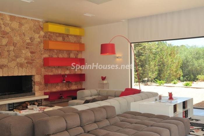 Villa en alquiler de vacaciones en Ibiza (Islas Baleares)