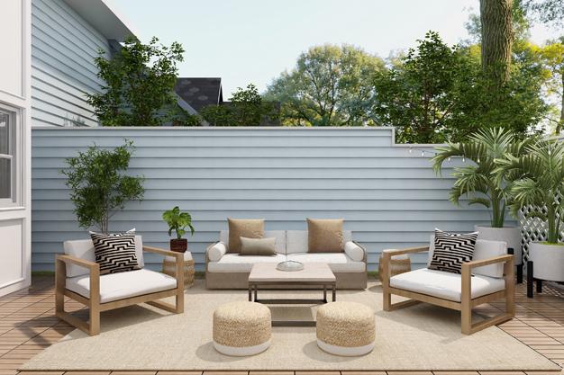 Ideas para decorar una azotea o patio pequeño y crear un espacio del que disfrutar