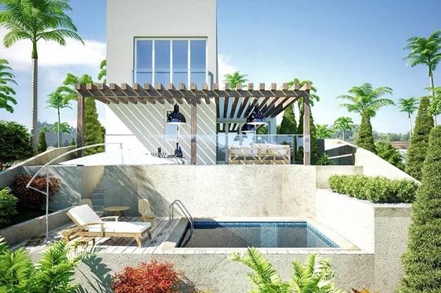 imagen FACHADA - Villa de lujo en Palma de Mallorca: modernidad y lujo para saborear el Mediterráneo