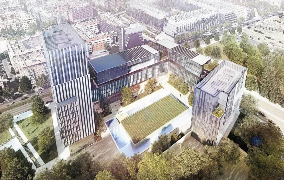 imagen sin titulo - Colonial inicia Alpha-III: El nuevo proyecto logístico de oficinas ubicado en Madrid y Barcelona