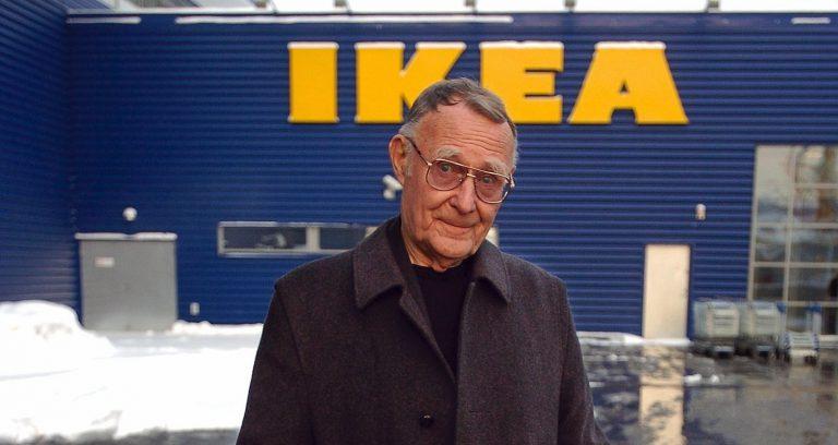 Fallece el fundador de Ikea, Ingvar Kamprad, dejando un gran legado empresarial