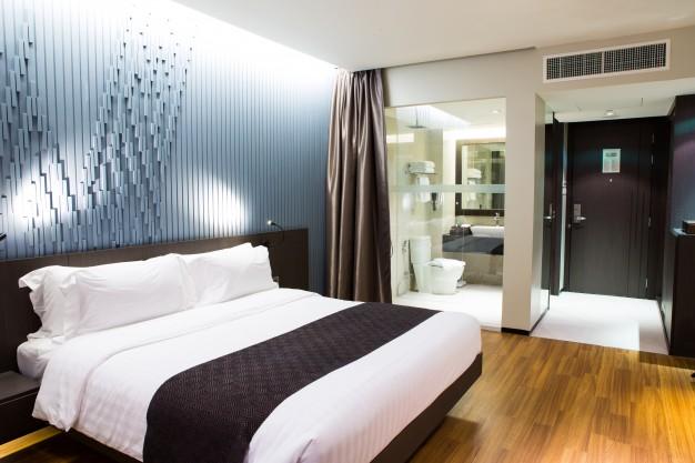 interior sitio alojamiento comodo 1232 1822 - Trucos para que nuestro dormitorio se parezca a una habitación de hotel