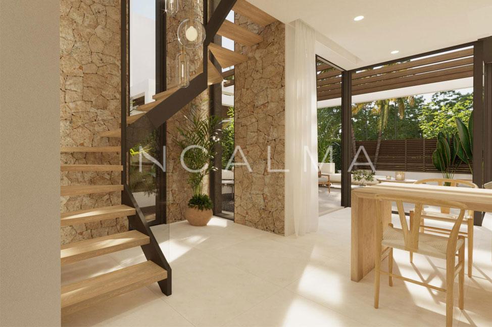 interior1 3 - Impresionante chalet en Ibiza: lujo cerca del mar