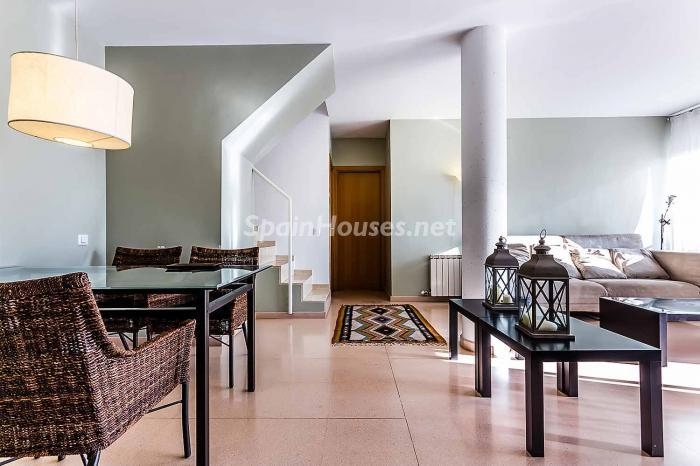 interior9 - Luminoso y acogedor dúplex en alquiler en Diagonal Mar, Barcelona