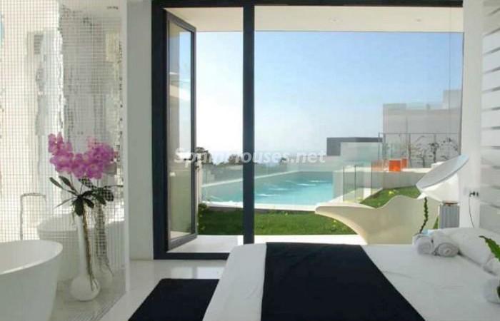 interiorvistas - Moderna y espectacular villa diseño en Es Cubells (San José, Ibiza)
