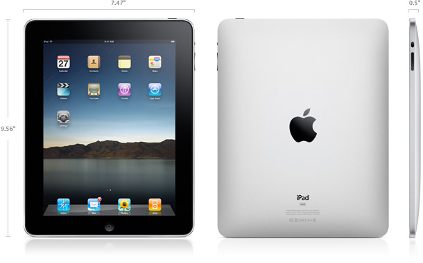 ipad - Un millón de iPad vendidos en menos de un mes