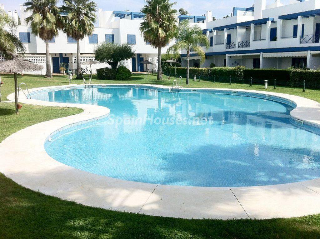 Casa adosada en venta en Isla Cristina (Costa de la Luz, Huelva)