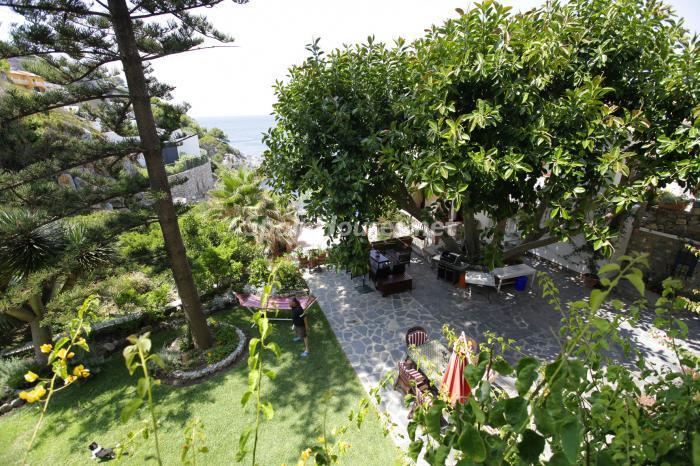 jardin3 - Casa de la Semana: Fantástica villa en La Herradura, Almuñécar (Costa Tropical)