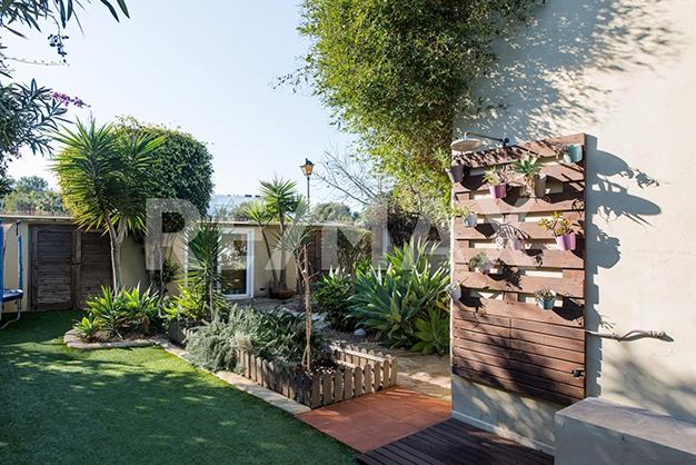 jardines ibiza sta eulalia - Dúplex de lujo junto al mar en Ibiza: vanguardia y naturaleza en un espacio único