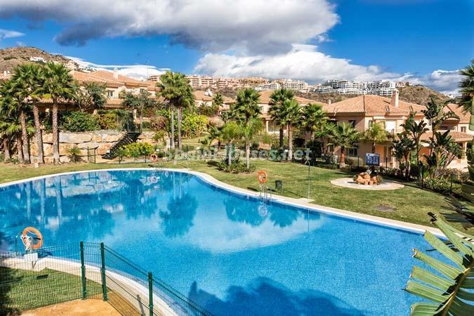jardines - Casa de la semana: Fantástico chalet en alquiler en Riviera del Sol, Mijas Costa (Málaga)