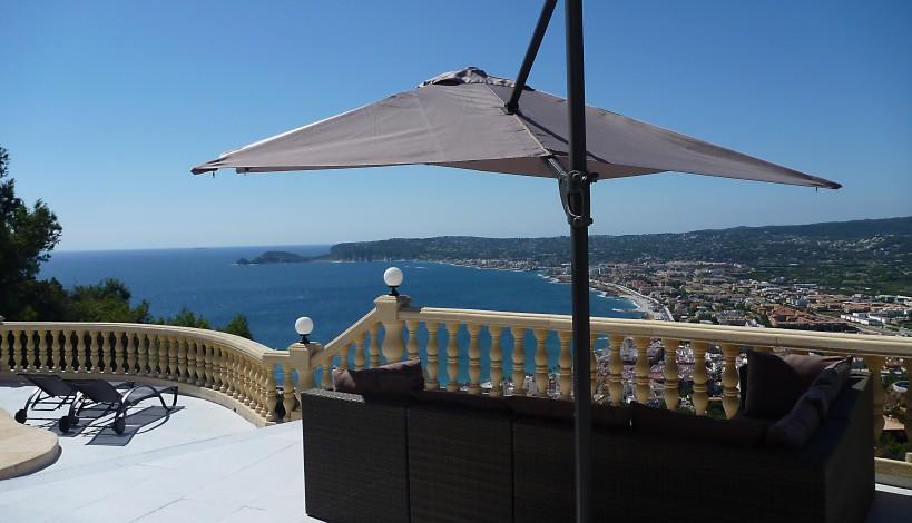 javea alicante 9 - Veranos de lujo en 19 espectaculares terrazas junto al mar