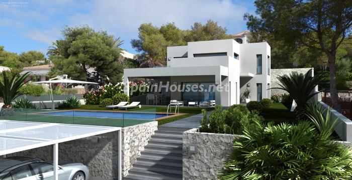javea alicante3 - Arquitectura contemporánea: 16 fantásticas casas de diseño moderno para estrenar
