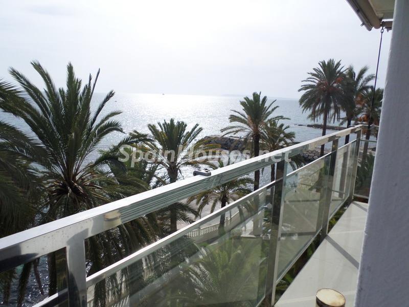 laalbuferenta alicante - Primera línea de playa: 12 pisos y apartamentos en alquiler para vivir junto al mar