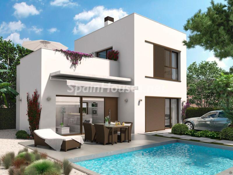 lamarina alicante 1 - Alicante y Málaga: 12 viviendas de obra nueva de 3 dormitorios por menos de 200.000 euros