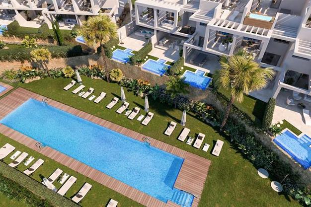 localización 2 - Exclusiva casa con piscina en la Costa del Sol