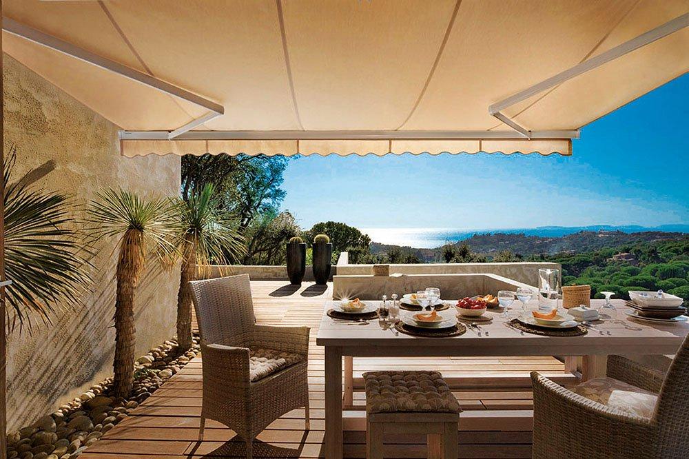 lunchtime verano - Vivienda y decoración: 12 bonitas mesas listas para almorzar cerca del mar