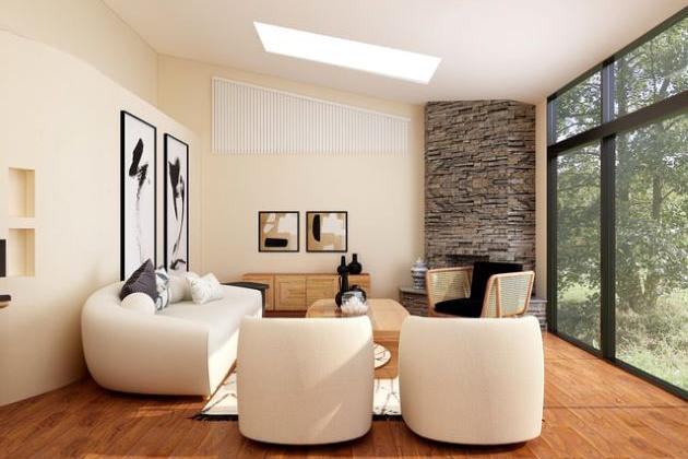 luz - Trucos para hacer que una habitación parezca más grande