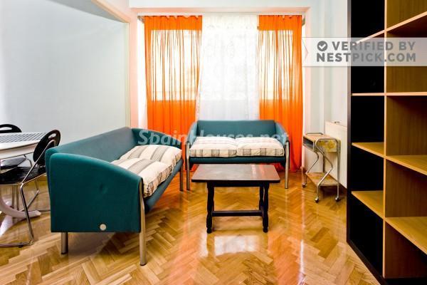 madrid 3 - 15 pisos en alquiler con una decoración moderna y urbana o muy cerquita de la playa