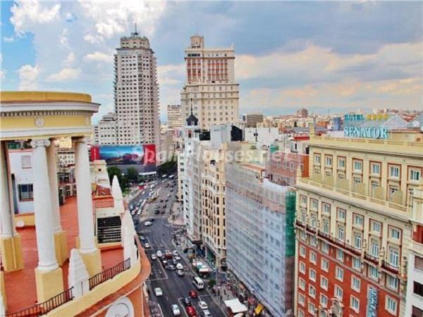 madrid vistas - Comprar piso en Madrid es 31 veces más caro que hacerlo en Castellón o Toledo