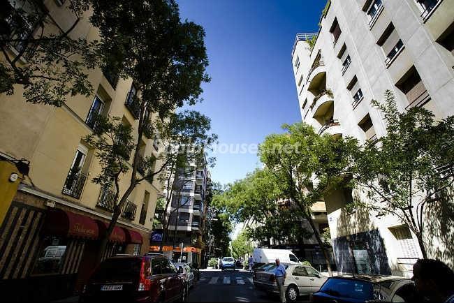 madrid7 - Elegante y acogedor ático en alquiler en el barrio de Salamanca, Madrid