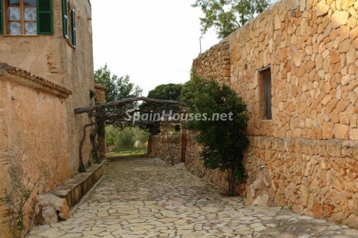 manacor baleares - 22 fantásticas casas de piedra, masías catalanas y villas mallorquinas para enamorar