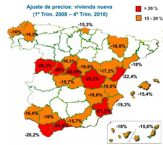 mapa 2 - España, un país de oportunidades inmobiliarias para inversores internacionales