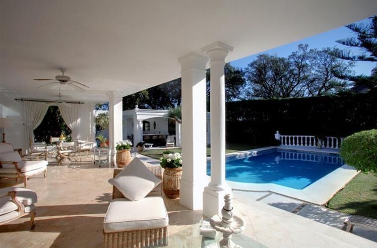Villa independiente en alquiler de vacaciones en Marbella (Costa del Sol, Málaga)