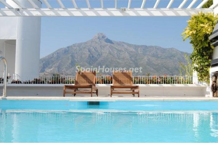 marbella malaga 3 - 17 espectaculares áticos con terrazas llenas de sol, luz, espacios relajantes y vistas al mar