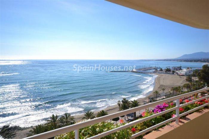 marbella malaga4 - Áticos: espectaculares terrazas con un bonito toque urbano o fantásticas vistas al mar