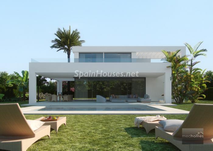 marbella malaga5 - Arquitectura contemporánea: 16 fantásticas casas de diseño moderno para estrenar