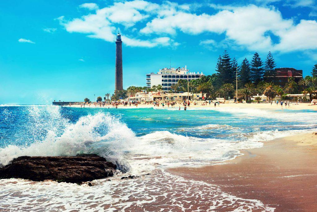mejores playas espana Maspalomas 1024x683 - Las mejores playas de España para visitar durante el verano