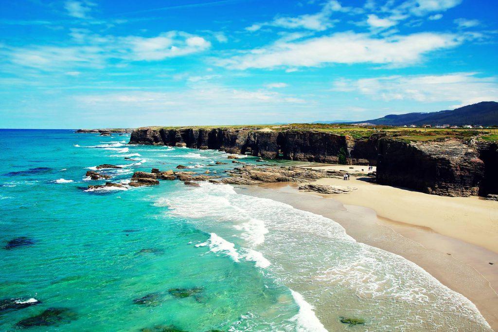 mejores playas espana las Catedrales 1024x683 - Las mejores playas de España para visitar durante el verano