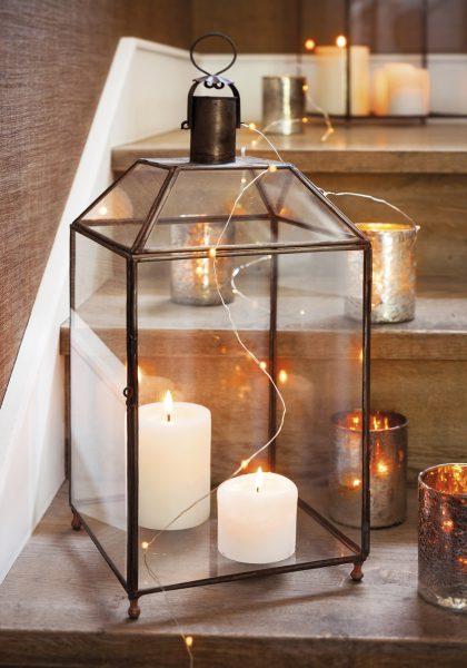 mg 8615 d12ee5bf 420x600 - Ideas para decorar recibidores en Navidad