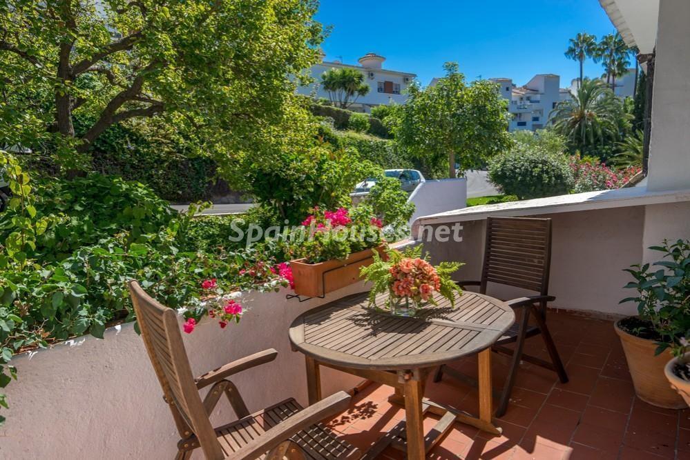 mijas costa 1 - 20 preciosas casas para disfrutar de la primavera con bonitos rincones en el jardín