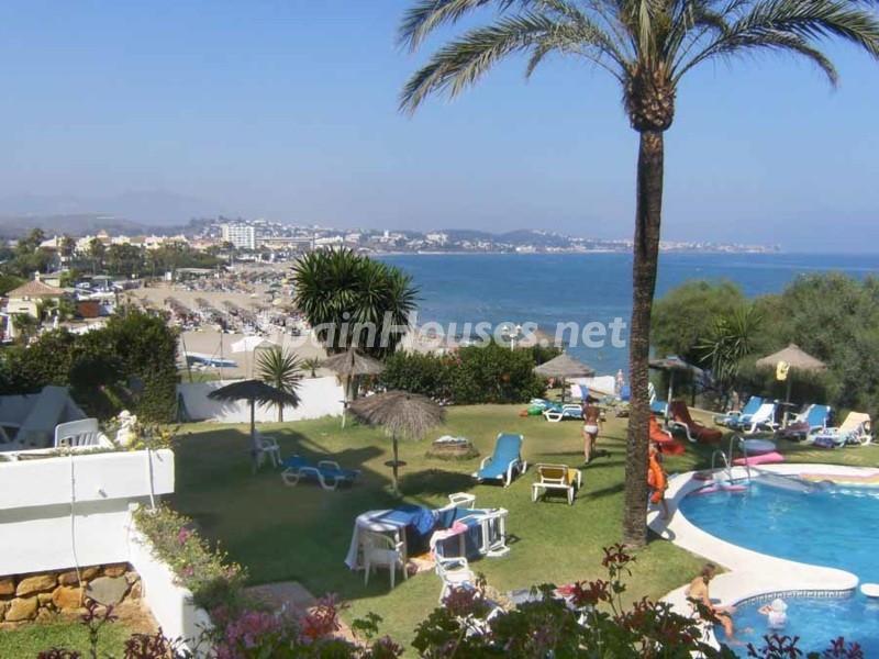 Apartamento en alquiler de vacaciones en Mijas (Costa del Sol, Málaga)