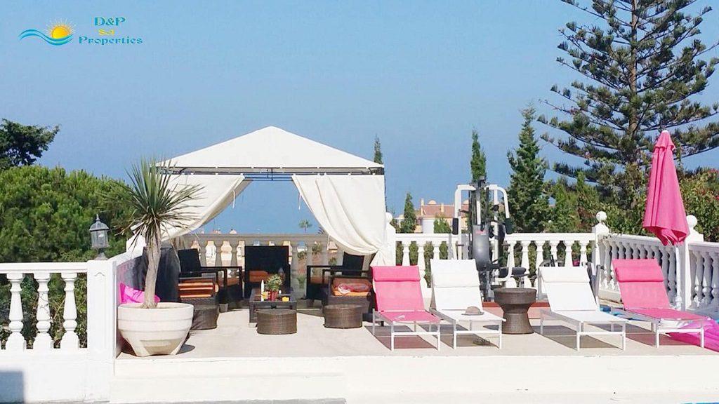 Villa en alquiler de vacaciones en Mijas Costa (Costa del Sol, Málaga)