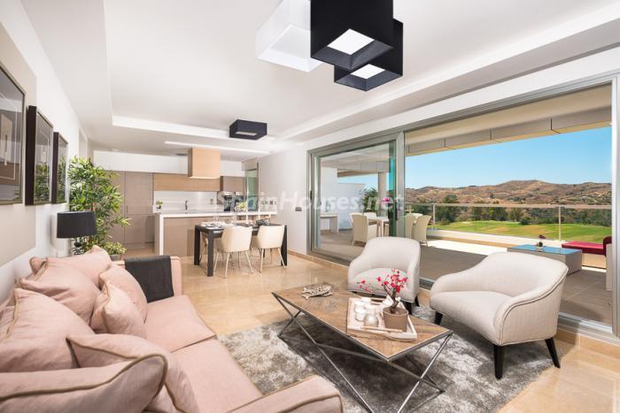 mijascosta11 - Verde, sol y mar: 19 fantásticas viviendas a buen precio en campos de golf en España