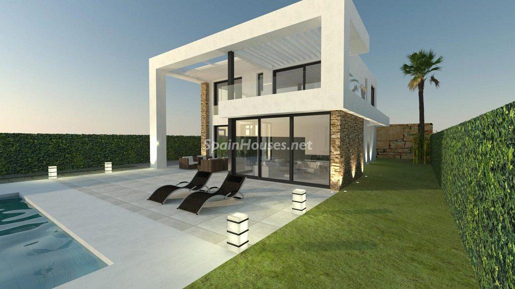 modelo2 casayporche 1024x576 - Buena Vista Hills, 26 villas modernas con vistas al mar en Mijas (Costa del Sol, Málaga)