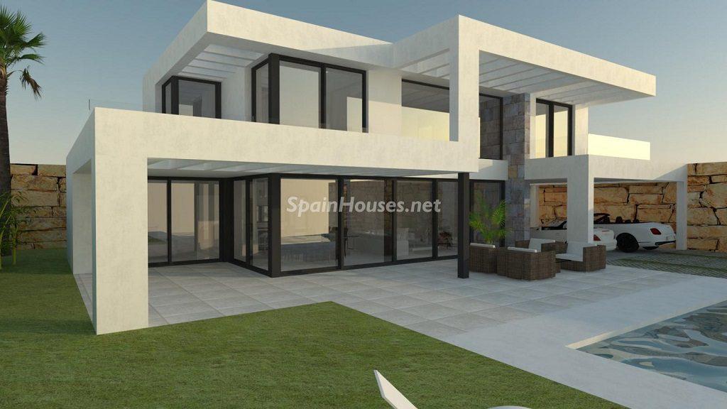 modelo5 1024x576 - Buena Vista Hills, 26 villas modernas con vistas al mar en Mijas (Costa del Sol, Málaga)