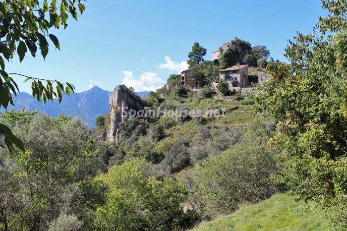 montaña1 - El encanto rural de una casa de piedra entre las montañas de Baix Pallars, Lleida