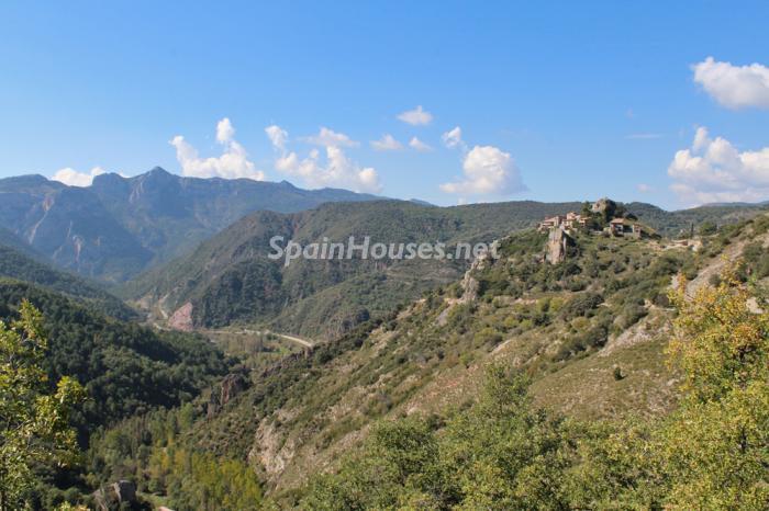 montaña2 - El encanto rural de una casa de piedra entre las montañas de Baix Pallars, Lleida