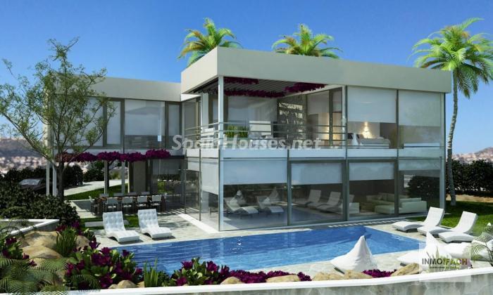 moraira alicante1 - Arquitectura contemporánea: 16 fantásticas casas de diseño moderno para estrenar