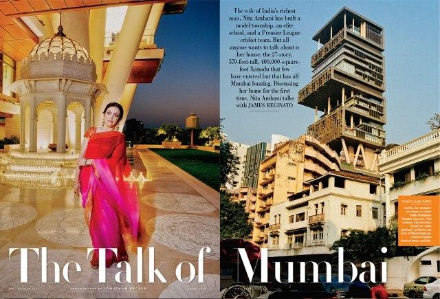 mumbai - Antilia. La casa más cara del mundo