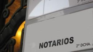 """notarios1 300x168 - Los notarios creen que el sector inmobiliario está llegando al final de su """"espiral depresiva"""""""