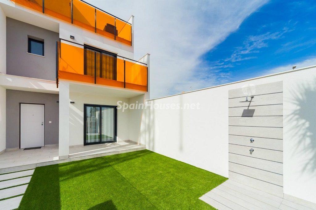 Casa de nueva construcción en Orihuela Costa (Costa Blanca, Alicante)