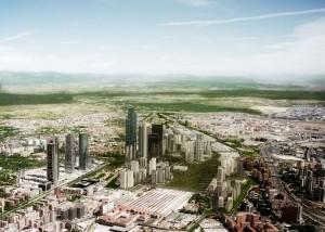 operacionchamartin 300x214 - Distrito Castellana Norte (Operación Chamartín): 17.000 pisos y 122.000 puestos de trabajo