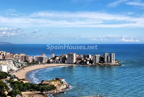 oropesadelmar castellon 2 - Vivienda en la Costa: 3/4 partes de zonas de playa, recuperan precios
