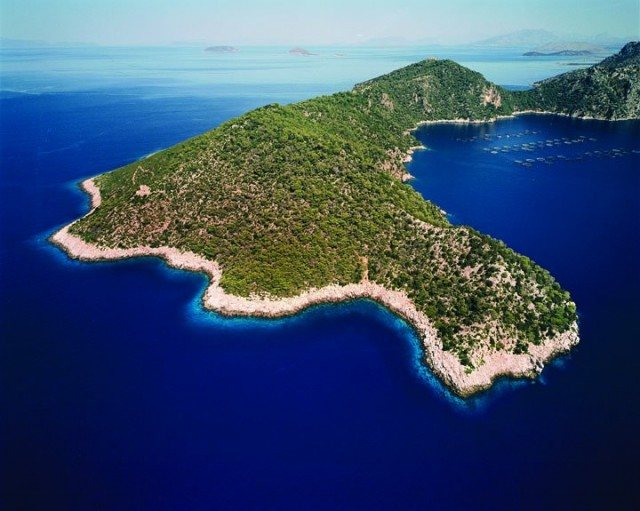 oxia greece - Se venden islas griegas cual rosquillas. Magnate compra la isla griega de Oxia