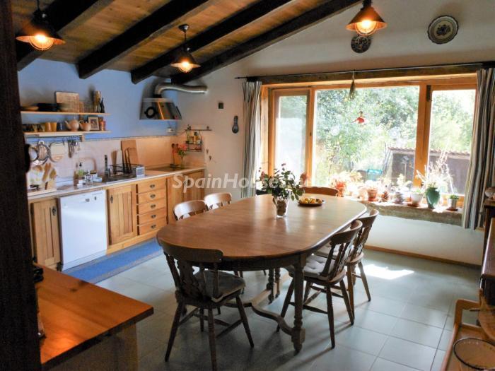 palasderei lugo - Casas de otoño: terrazas, jardines, rincones llenos de encanto y calidez otoñal